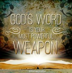 word as weapon